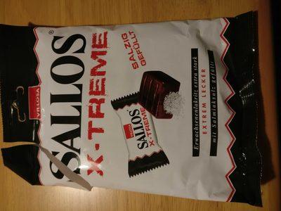 Sallos X-treme - Produkt