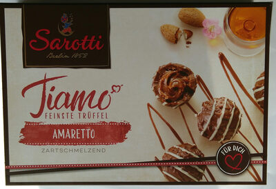 Tiamo Amaretto - Product