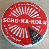 Scho-Ka-Kola - Valori nutrizionali - de