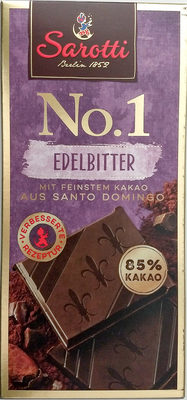 No. 1 Edelbitter - Product