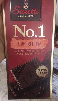 Sarotti No. 1 Ecuador - Produit - fr