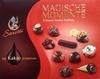 Magische Momente - Erlesene dunkle Pralinen - Produit
