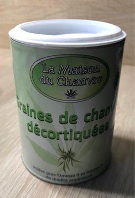 Graines De Chanvre Décortiquées Bio 150G La Maison Du Chanvre - Product