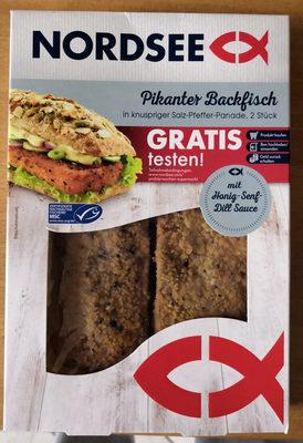 Pikanter Backfisch in Salz-Pfeffer-Panade - Product - de