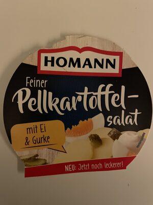 Feiner Pellkartoffel Salat - Produit - de
