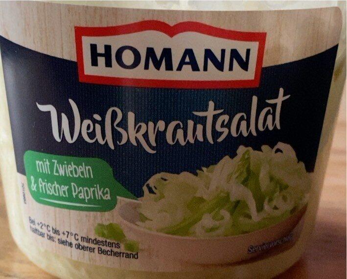 Weißkrautsalat - Produkt - de