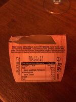 Milder Eiersalat - Zutaten - de