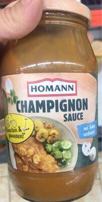 Champignon Sauce - Produkt - de