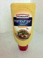 Hamburger Sauce - Product - de