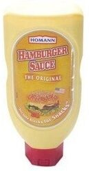 Hamburger Sauce - Produit - de