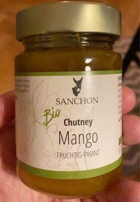 Mango Chutney - Product