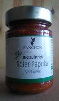 Roter Paprika - Product - de
