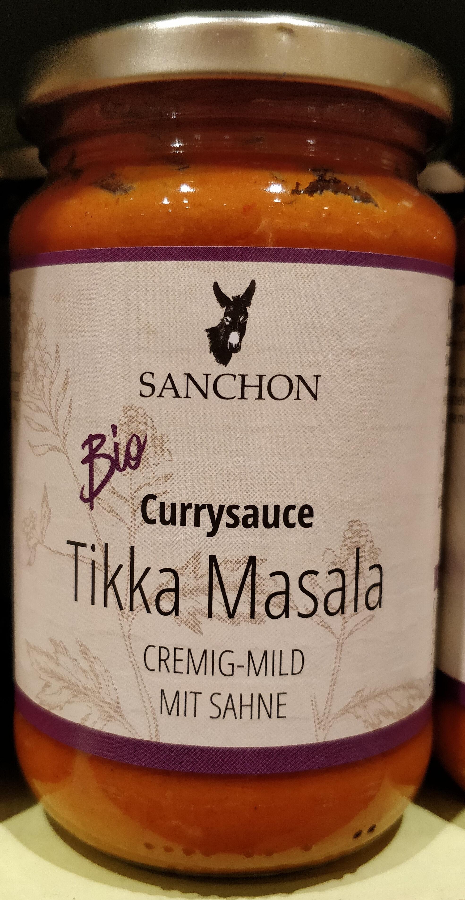 Tikka Masala - Product