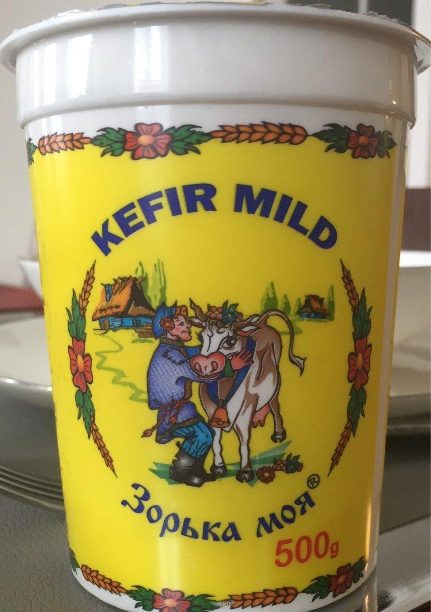 Kefir - Producto - ru