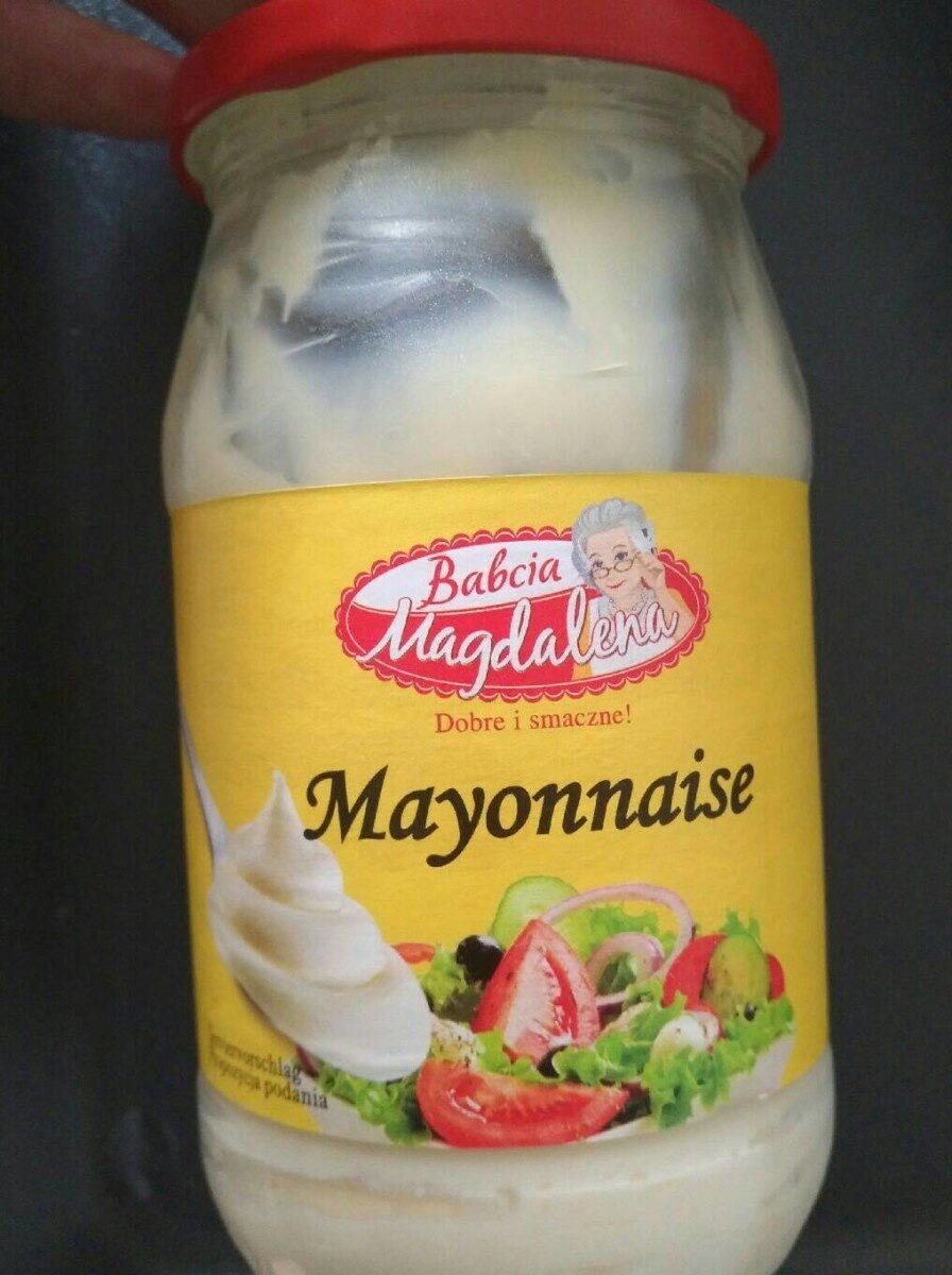 Mayonnaise - Produkt - pl