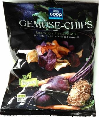 Gemüse-Chips - Product