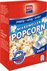 Mikrowellen Popcorn - salzig - Product
