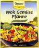 Wok Gemüse Pfanne - Produkt