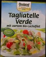 Tagliatelle Verde - Produit