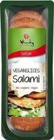 Seitan Veganslices Salami - Producte - fr
