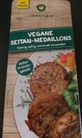 Veggyness Veganbratstück Seitan medaillons - Prodotto - de