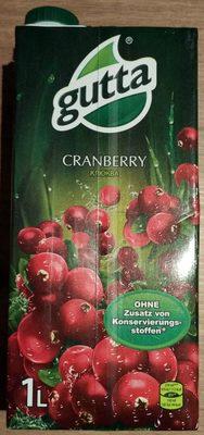 Cranberry - Produit - fr