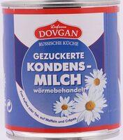 Gezuckerte Kondensmilch - Product - de