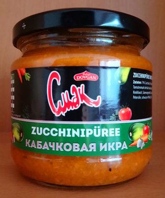 Zucchinipüree - Produkt