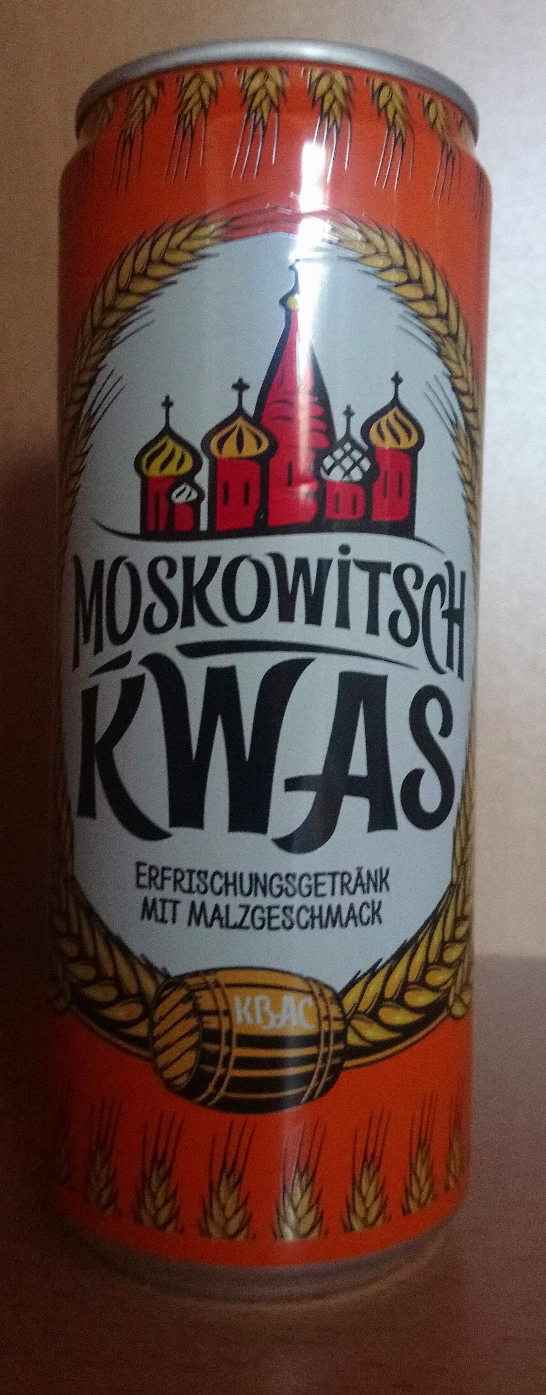 Moskowitsch Kwas - Product - de