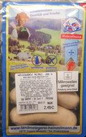 Weißwurst Heinzi - Product