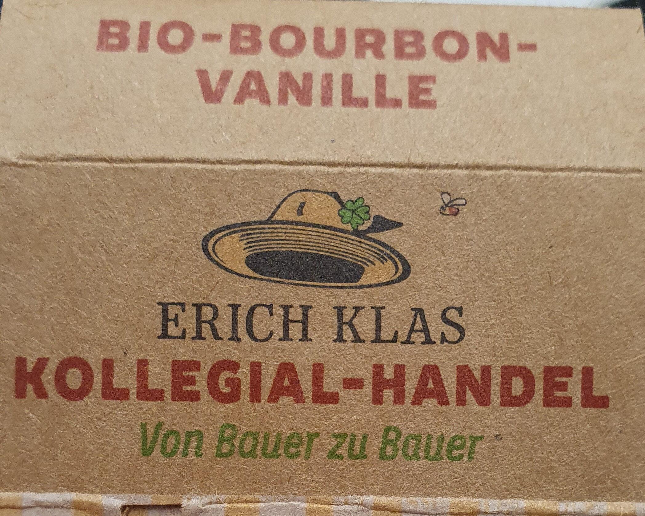 Bio-Bourbon-Vanille Schote - Produto - de