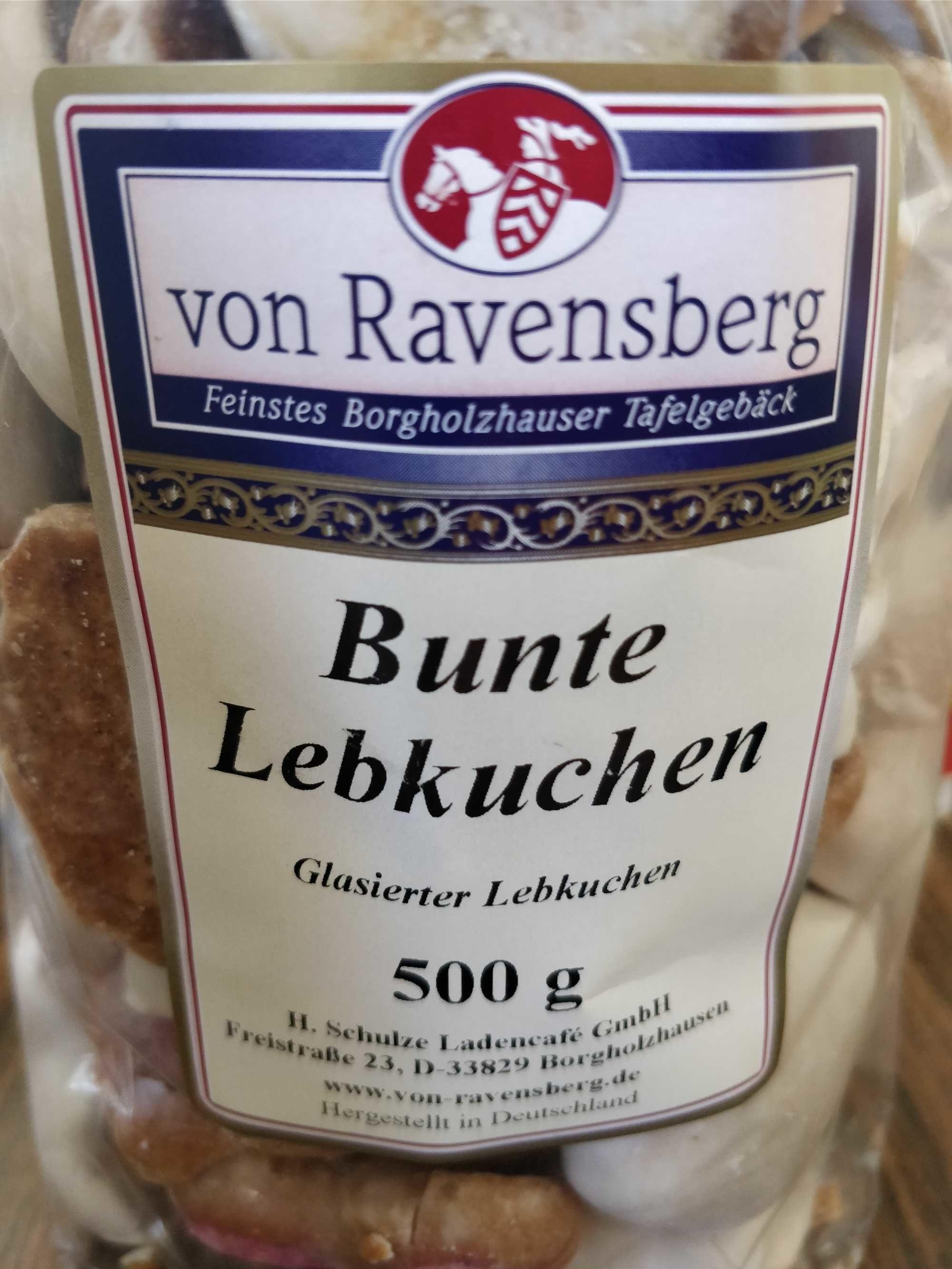 Bunte Lebkuchen - Product