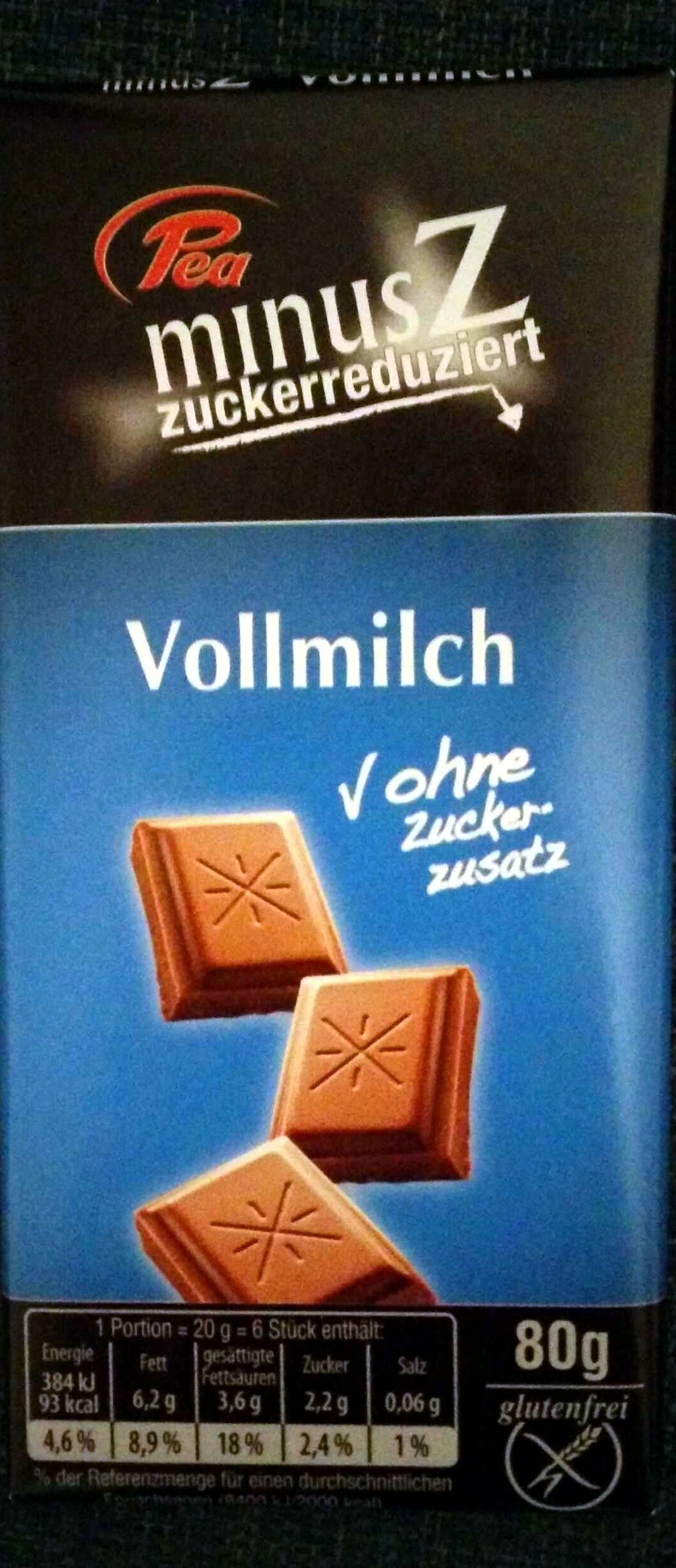 Vollmilch - Product - de