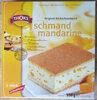 Schmand-Mandarine-Kuchen - 6 Stück - Product