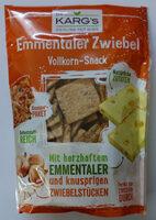 Emmentaler Zwiebel Vollkorn-Snack - Product