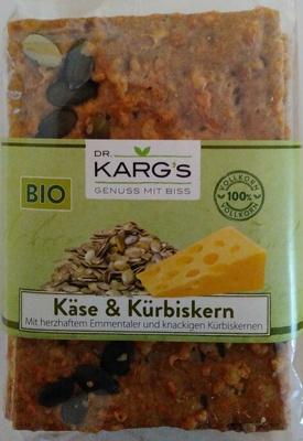 Käse & Kürbiskern - Produkt