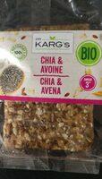 Chia & Avoine - Product - fr