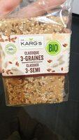 Classique 3-graines - Product - fr