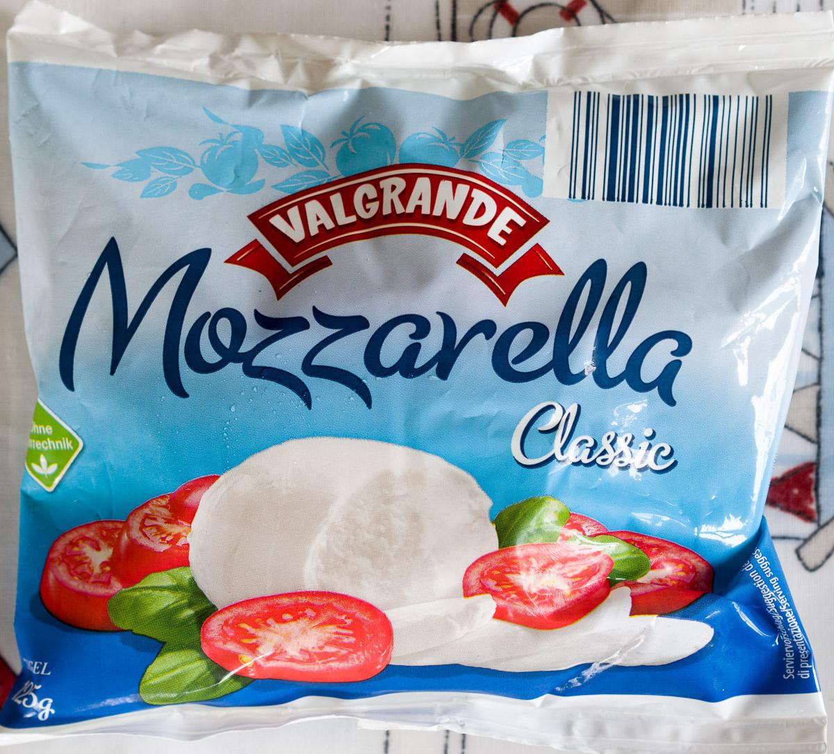 Mozzarella Classic - Product - de