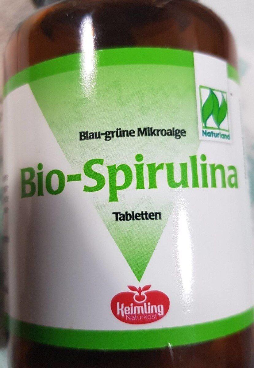 Bio Spirulina - Product - fr