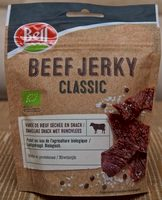Beef Jerky Classic - Product - fr