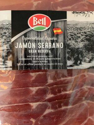 Jamon Serrano Gran Reserva - Prodotto - fr