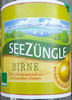 SeeZüngle Birne - Produkt