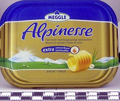 Beurre fin enrichi d'huile de colza extra tartinable doux - Product - fr