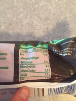 Rustikal Baguette Kräuter Butter - Nutrition facts - de