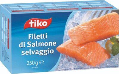 Filetto di salmone selvaggio - Produit - fr