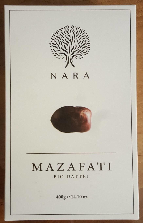 Mazafati Bio Dattel - Produit - fr