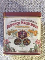 Feinste Nürnberger Oblaten-Lebkuchen - Produit - de