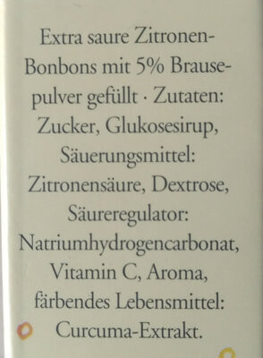 Gute Laune Drops - Ingredients - de