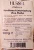 Konditoren-Trüffelmischung ohne Alkohol - Product